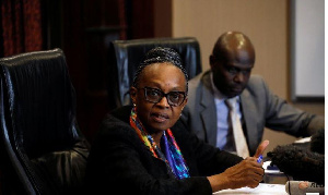 WHO Africa's Director General, Matshidiso Moeti