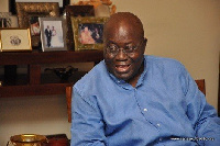President-elect Nana Akufo-Addo