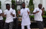 Obofour dances to Master KG's smash hit 'Jerusalema'