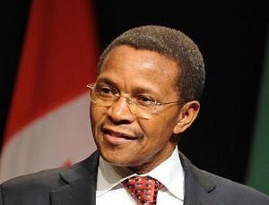 Former President of Tanzania, Jakaya Kikwete