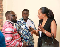 The NDC has accused  the Jeane Mensah led administration of sidelining IPAC