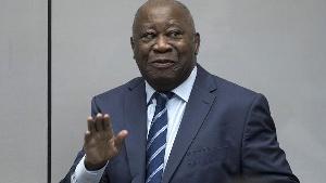 Laurent Gbagbo, Former Ivorian President