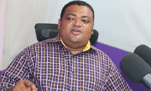 Joseph Yamin, former deputy Ashanti Regional Minister