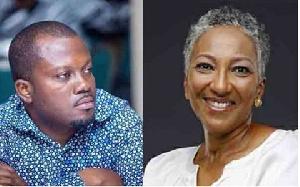 Maximus Amertogoh and Sara Asafu-Adjaye sued government over the controversial deal