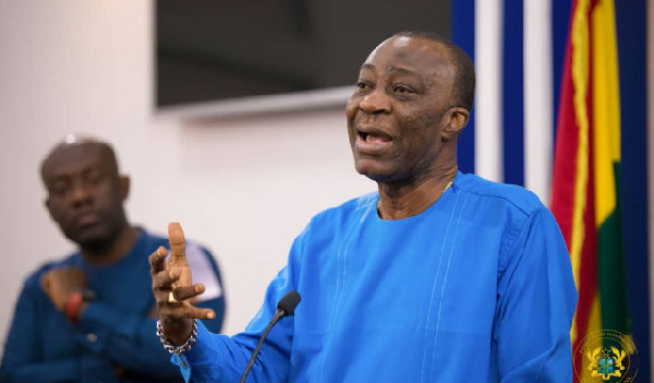 We are not mandated to monitor all ministries – Monitoring and Evaluation Ministry