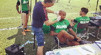 Kevin Prince Boateng has started pre-season with Sassuolo
