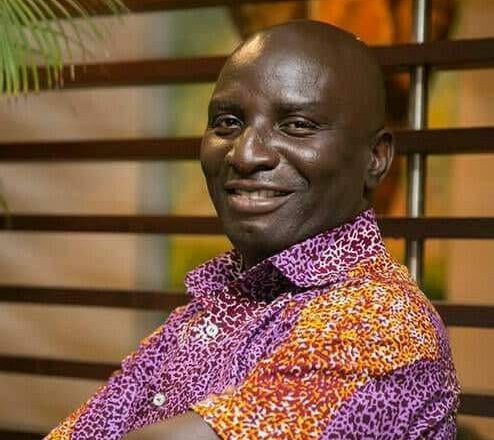 Director for Creative Arts at the National Commission on Culture, Socrate Safo