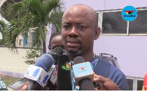 Samuel Anim Addo, Executive Council member of the GFA