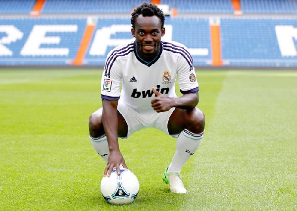 Remembering Michael Essien's finest hour at Real Madrid