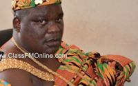 Nii Ayi Bonte, Chief of Gbese Traditional Area