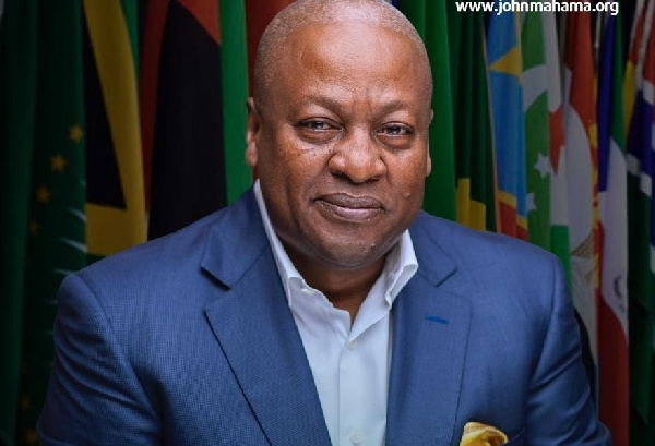 Mahama could have chosen to fight results of 2016 election - Yamoah Ponkoh