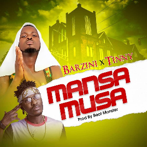 Barzini the Rap Star has just released a hot banger