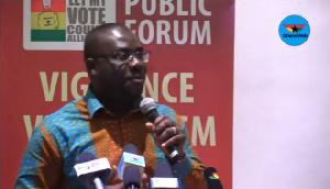 Sammy Awuku Vigilantism
