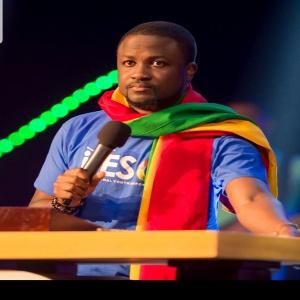 Pastor Brian Amoateng