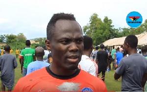 Ghana midfielder, Emmanuel Agyemang-Badu