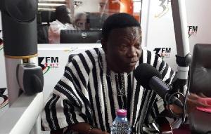 Prof Emmanuel Asante Peace Council