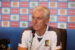 'Kill me if we fail to qualify to AFCON 2023' - New South Africa coach Hugo Broos