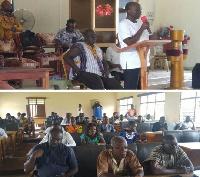 Kwahu Afram Plains North DCE, Samuel Kena