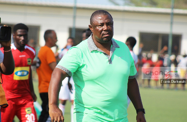 Paa Kwesi Fabin coy on Aduana Stars title chances