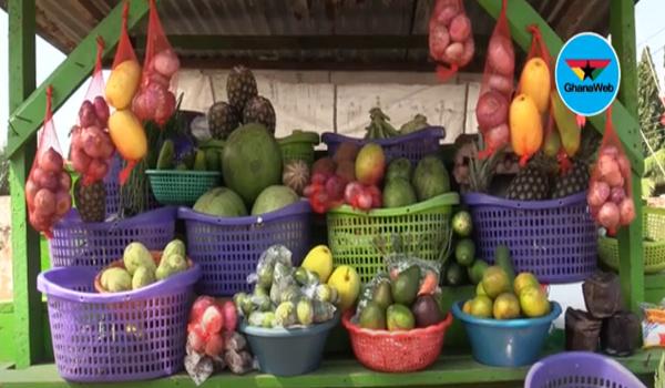 Ghanaians increased intake of fruits during coronavirus pandemic - Fruit vendors