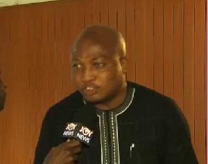 Ranking member on Foreign Affairs, Samuel Okudzeto Ablakwa