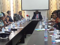 UN SPT is on an official visit to Ghana