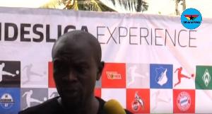 Assistant Black Stars coach, Charles Kwablan Akunnor