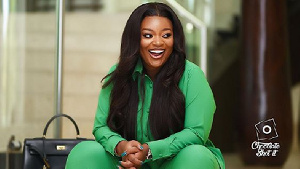 Jackie Appiah is the most followed Ghanaian celibrity on Instagram