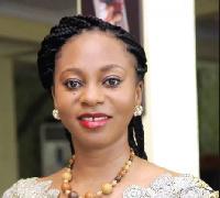 Deputy Majority Leader in Parliament, Sarah Adwoa Safo