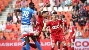 Paul Onuachu scored for his side