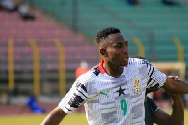 U-20 AFCON: Percious Boah misses out on tournament golden boot