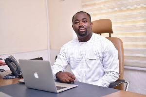 Businessman Harris Owusu Ansu Gyeabour