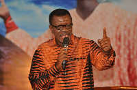 Founder of International Central Gospel Church, Mensa Otabil