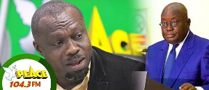 NDC's Bernard Anim Piesie says Ghanaians will be surcharged for Akufo-Addo's free water, electricity