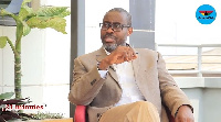 Ace Annan Ankomah is a leading member of pressure group, Occupy Ghana