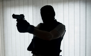 Seven armed robbers attack GREL security man