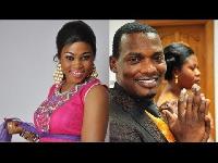 Kwesi Ernest and Joyce Blessing