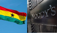 Moody says Ghana stands a severe risk of facing financial stress