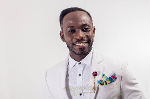 Okyeame Kwame and his wife revealed they spent 300 cedis on their wedding in 2009