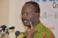 Dr Papa Kwesi Nduom, Flagbearer PPP