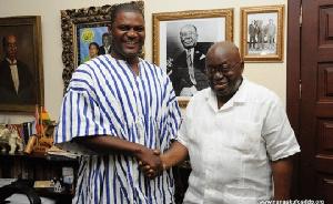 Wille Hor President Akufo Addo