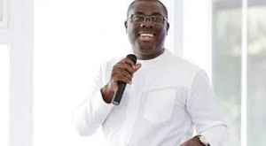 National Organizer of the New Patriotic Party, Sammi Awuku
