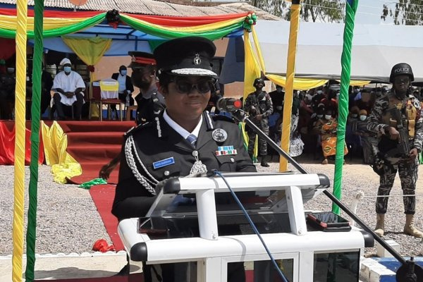 We need a paradigm shift to address security challenges – Police Commissioner