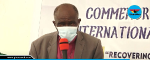 Rev. Samuel Osabutey is the Greater Accra Peace Council chairman