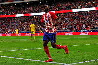 Partey was unplayable on the night as he dominated midfield