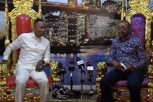Archbishop Salifu Amoako and Reverend Owusu Bempah are co-Chairpersons of NPAC