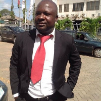 Techiman City CEO, Charles Kwadwo Ntim also known as Micky Charles