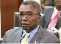 Minister of Environment, Science, Technology and Innovation, Prof Kwabena Frimpong-Boateng