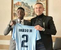 Samuel Inkoom is currently having pre-season with his new team