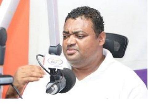 Joseph Yammin lost his bid for the NDC Ashanti regional chairmanship position